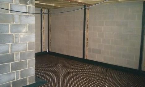 Structural waterproofing