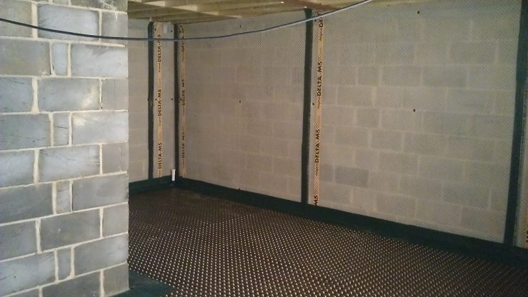 Structural waterproofing