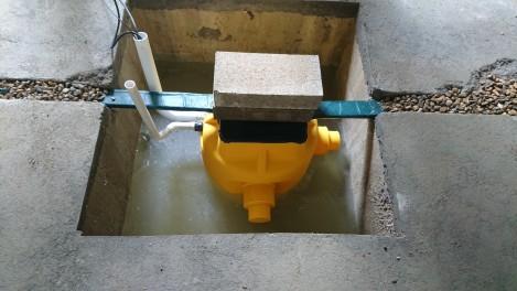 Delta V3 Pump Installation