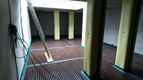Delta Membrane Installation