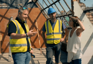 We were very proud to see our Surveyor Paul Evans on Grand Designs in October 2017