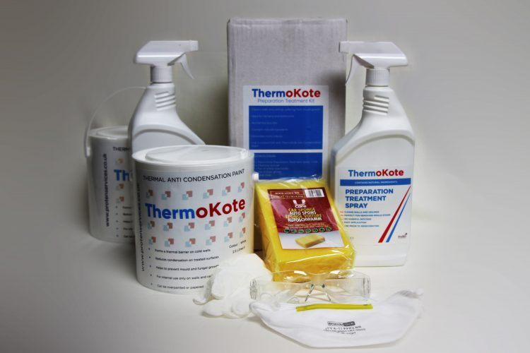 ThermoKote anti-condensation paint